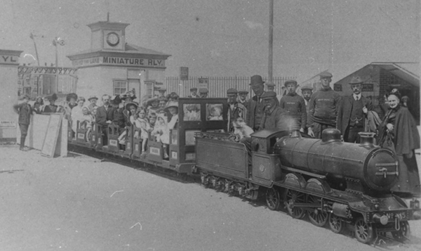 Rhyl Miniature Railway | Delighting visitors for over 100 years!
